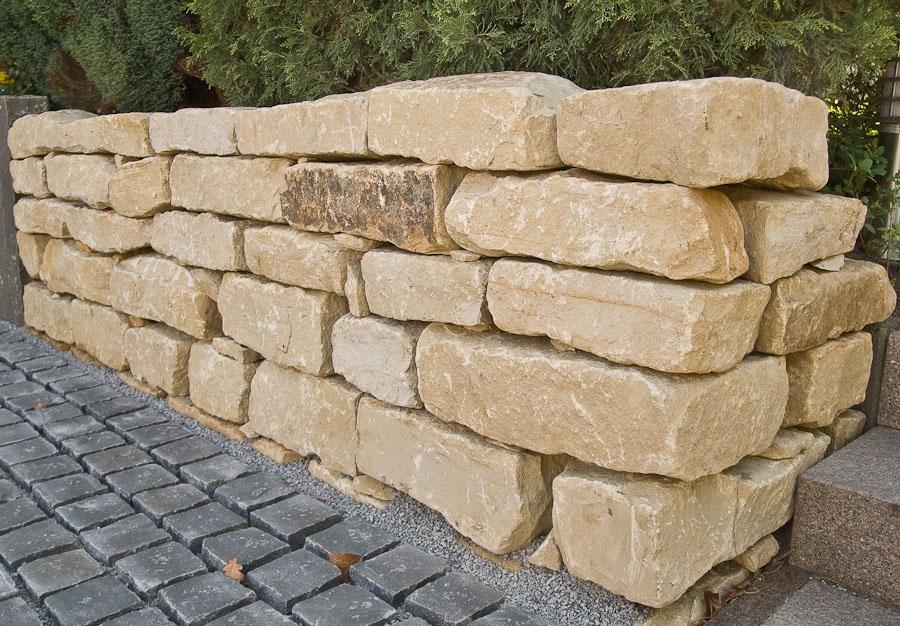 trockenmauer aus naturstein mischungsverhaeltnis zement
